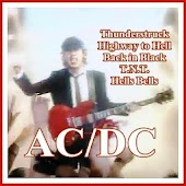 AC/DC Thunderstruck Songs