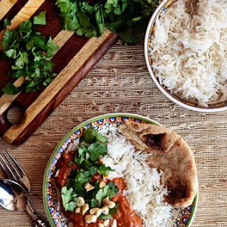 Coconut Curry Sauce.