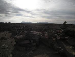 Photo: コルカ渓谷へ ルート上の最高地点 標高4900mの世界 生き物の気配がない