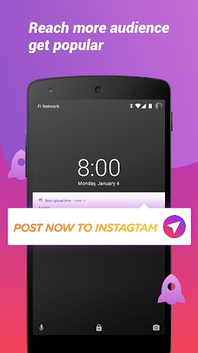 Best Upload Time for Instagram for PC