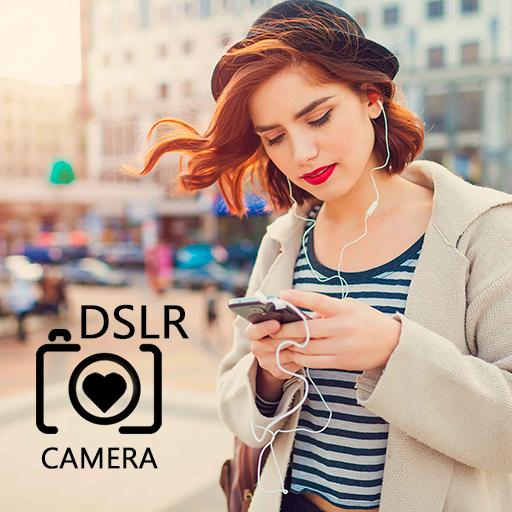DSLR Camera - HD Blur Photo Editor
