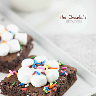Hot Chocolate Powder Brownies Recipes.