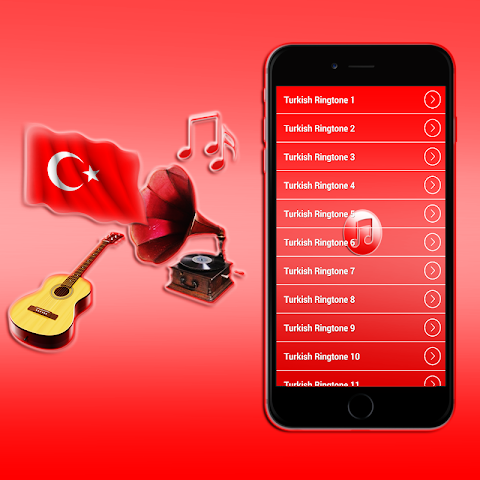 android Turkish Ringtones 2016 Screenshot 12
