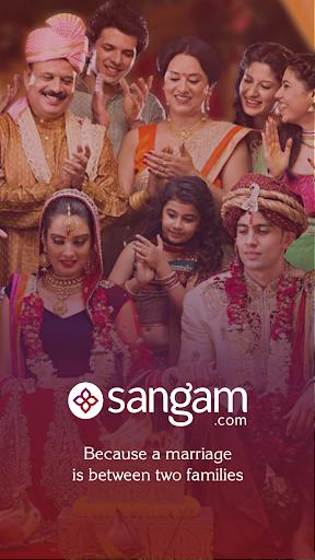 Sangam com: Family Matchmaking, Shaadi & Matrimony by People