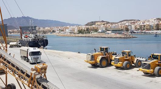Adjudicado el estudio de viabilidad para la ampliación del puerto de Garrucha
