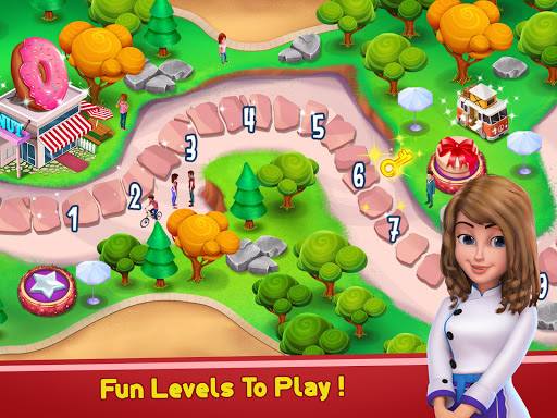 Kitchen Madness - Restaurant Chef Cooking Game modavailable screenshots 9