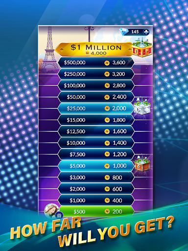 Millionaire Trivia: Who Wants To Be a Millionaire? screenshot