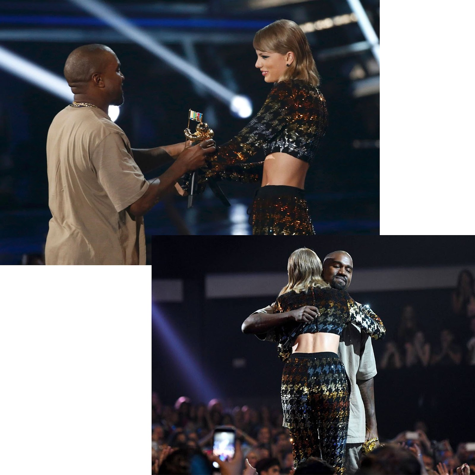 KANYE WEST ASKED FOR TAYLOR PERMISSION BUT DIDNT ASK FOR