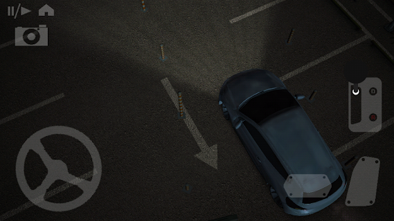 Sport Car Parking screenshot 07