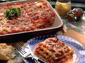 Country Vegetable Lasagna Recipe