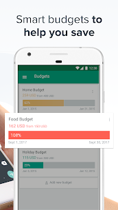Spendee – Budget and Expense Tracker & Planner 4