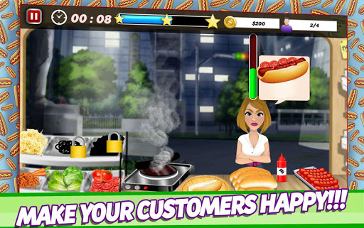 Hot Dog Maker 🌭 Create Delicious Meals and Drinks
