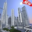 Mega City map for MCPE game APK