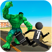 Monster Hero vs Stickman