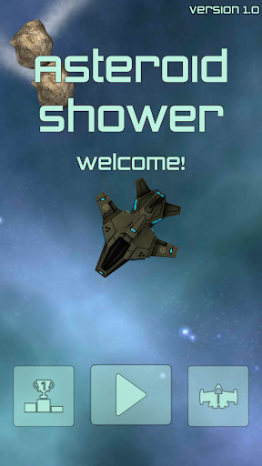Asteroid Shower FREE