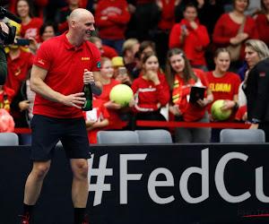 """Tennissers aan de slag in Daviscup: """"Niet echt de sfeer van anders"""""""