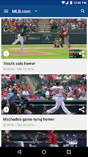 MLB.com At Bat Screenshot 4