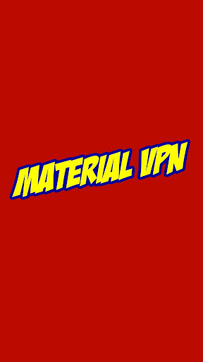 Material VPN screenshots 1