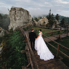 Wedding photographer Markіyan Nikolishin (NMarky). Photo of 13.09.2018