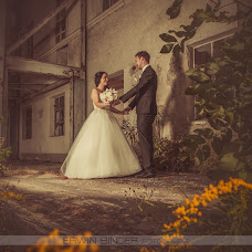 Wedding photographer Erwin Binder (ErwinBinder). Photo of 25.08.2016