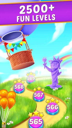Balloon Paradise - Free Match 3 Puzzle Game 4.0.0 screenshots 5
