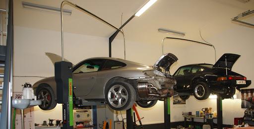 atelier Porsche flat 26 à Grignan en Drôme