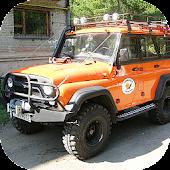 UAZ Race OffRoad 4x4