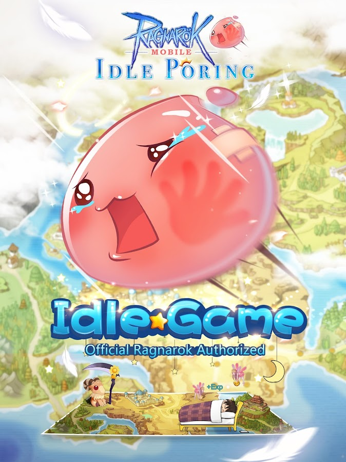 RO: Idle Poring- screenshot