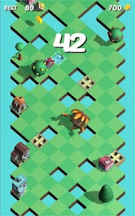 Cube Rolls Battle - náhled