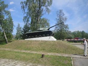 Photo: Käkisalmen linnoitus