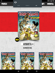 Topolino & Co- miniatura screenshot