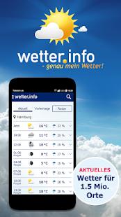 wetter.info- screenshot thumbnail