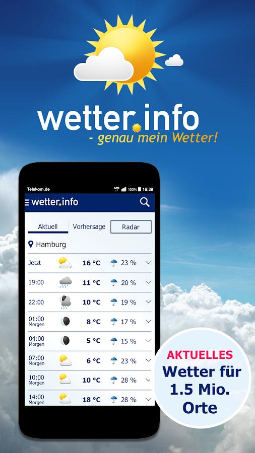 wetter.info- screenshot