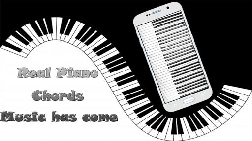 本物のピアノ音楽