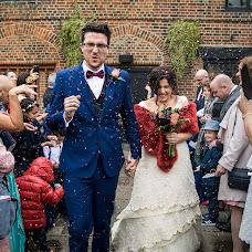 Wedding photographer Aaron Storry (aaron). Photo of 12.09.2018