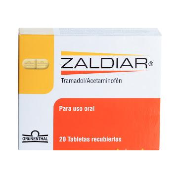 Zaldiar Tabletas Caja