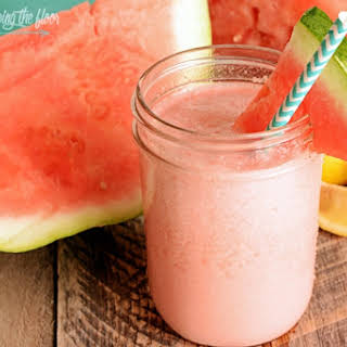 Watermelon Smoothie.