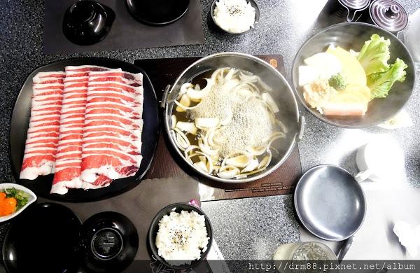 五麥壽喜燒鍋物,吃到飽壽喜燒,肉肉控的最愛,CP值高,東區美食,忠孝敦化站,菜單@瑪姬幸福過日子