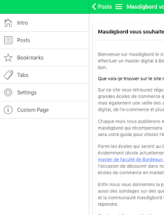masdigbord- screenshot thumbnail