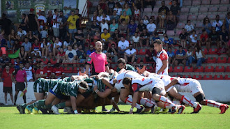 URA Playcar-Jaén Rugby.