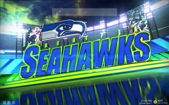 Seattle Seahawks NewTab