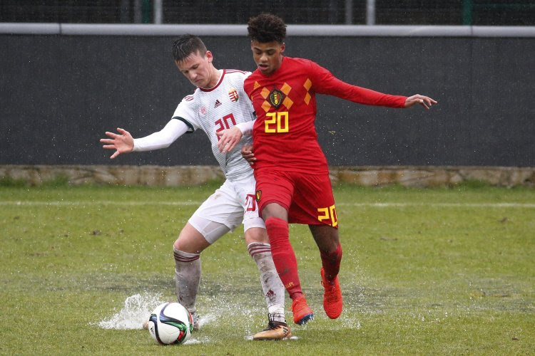 Officiel !  Anderlecht attire un jeune international belge