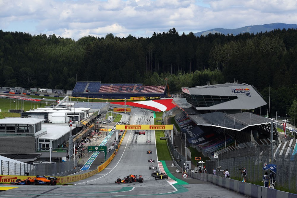 Turkish GP called off, Austria to host two races in a row