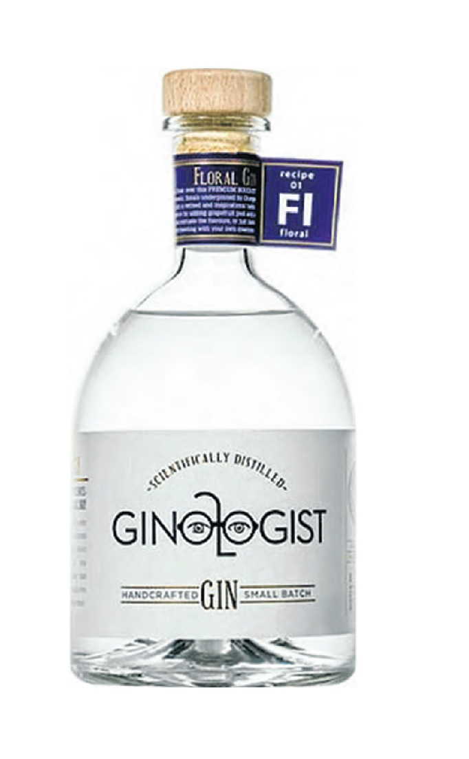 Ginologist Floral Gin.