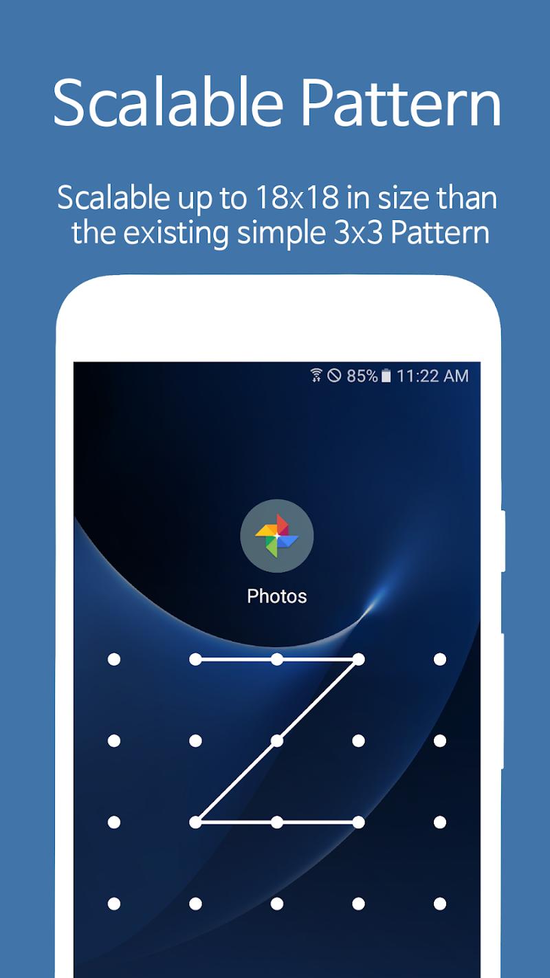AppLock - Fingerprint Screenshot 4