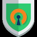 Open VPN Shield icon