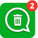 WhatsDeleted: Recover Deleted Messages icon