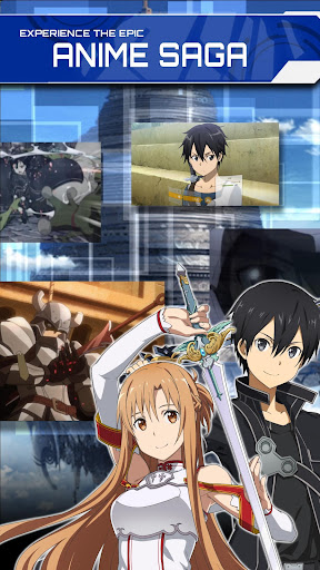 SWORD ART ONLINE Memory Defrag modavailable screenshots 15