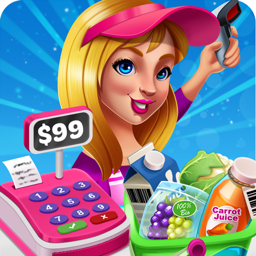 Shopping Fever Mall Girl Games Supermarket Cooking