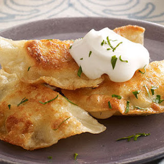Shortcut Pierogies